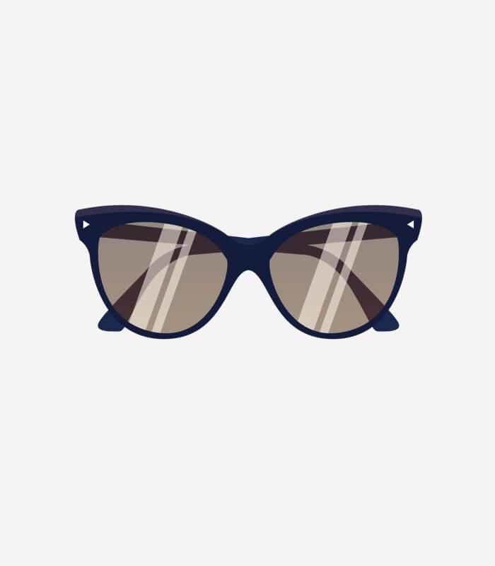 Cute Design Glasses